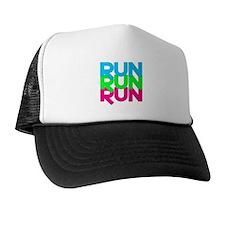 Run Run Run Trucker Hat