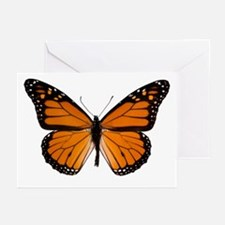 Monarch butterfly - Greeting Cards (Pk of 20)