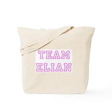 Pink team Elian Tote Bag