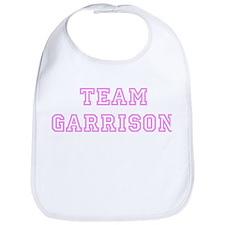 Pink team Garrison Bib