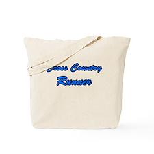 Cross Country Runner Tote Bag