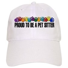 Proud To Be A Pet Sitter Baseball Cap