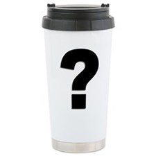 question mark.png Travel Mug