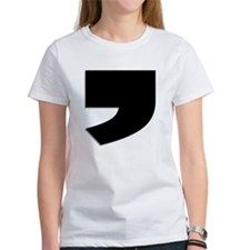 comma.png Tee
