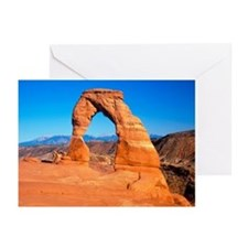 Arches National Park, Utah - Greeting Cards (Pk of