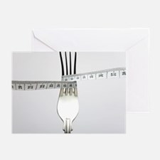 Dieting, conceptual image - Greeting Cards (Pk of