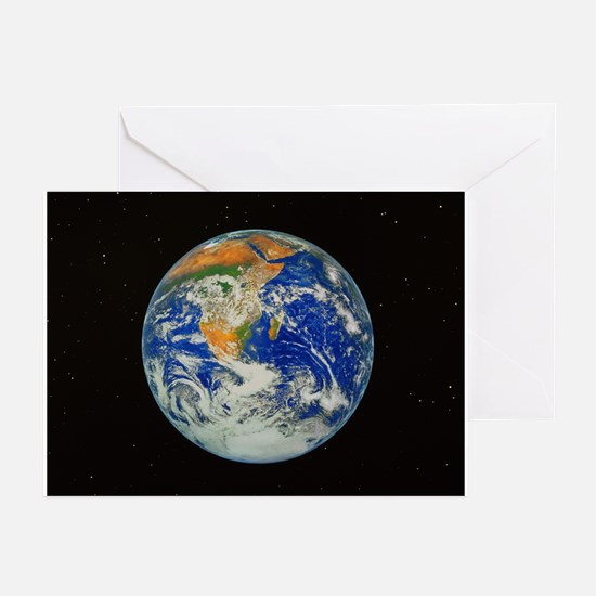 Earth - Greeting Cards (Pk of 20)