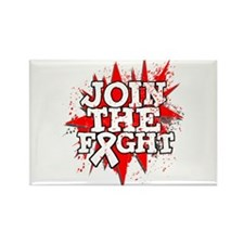 Join Fight Retinoblastoma Rectangle Magnet