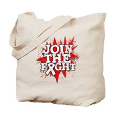 Join Fight Retinoblastoma Tote Bag