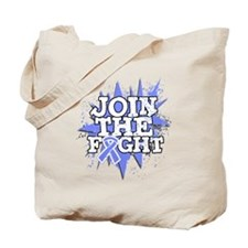 Join Fight Stomach Cancer Tote Bag