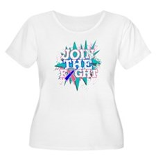 Join Fight Thyroid Cancer T-Shirt