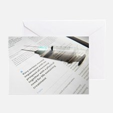 Living will - Greeting Cards (Pk of 20)