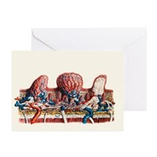 Papillae on the tongue - Greeting Cards (Pk of 20)