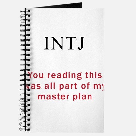 INTJ Plan Journal