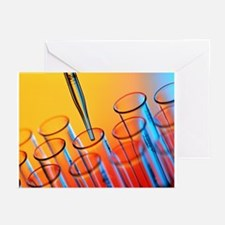 Laboratory glassware - Greeting Cards (Pk of 20)