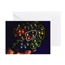 Light-emitting diodes - Greeting Cards (Pk of 20)
