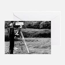 Mekometre surveying, 1967 - Greeting Cards (Pk of