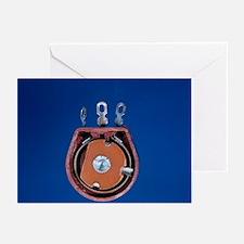 Variable resistor - Greeting Cards (Pk of 20)