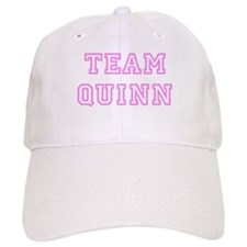Pink team Quinn Baseball Cap