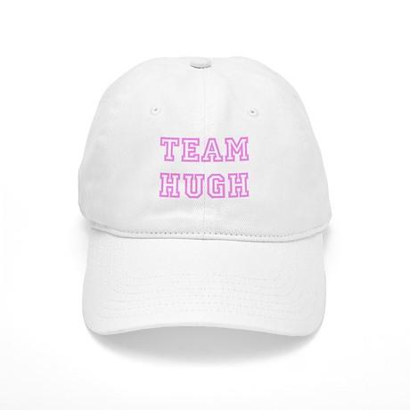 Pink team Hugh Cap