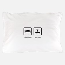 Gymnastic - Balance Beam Pillow Case