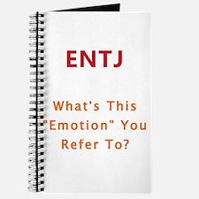 ENTJ Emotion Journal