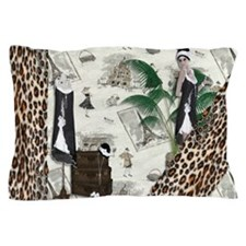 Gatsby In Paris Pillow Case