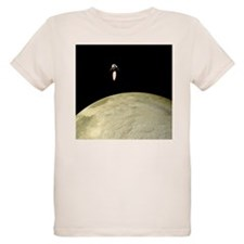 Apollo moon landing - T-Shirt