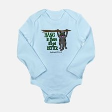 HANG IN THERE IT'LL GET BETTER Long Sleeve Infant