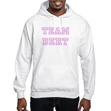 Pink team Bert Hoodie