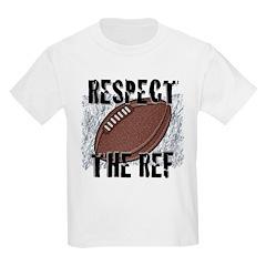 Respect the Football Ref Kids T-Shirt
