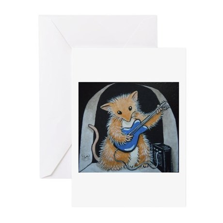 Eric Woodhill Whiskers Greeting Cards (Pk of 20)