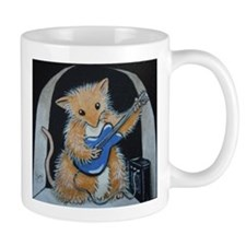 Eric Woodhill Whiskers Small Mug