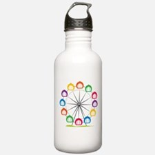 Ferris Wheel Water Bottle