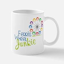 Ferris Wheel Junkie Mug