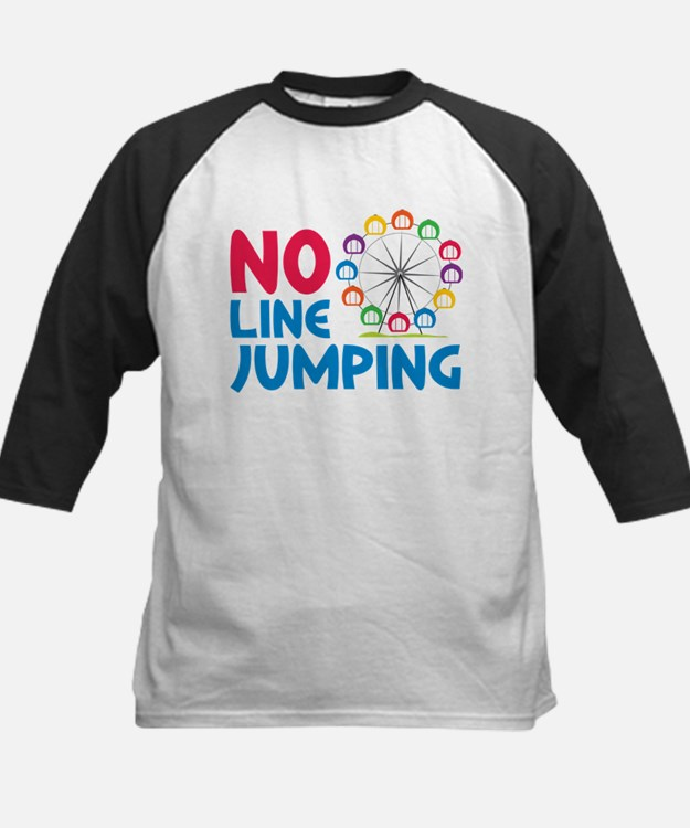 No Line Jumping Tee