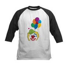 Clown With Balloons Tee