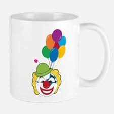 Clown With Balloons Mug