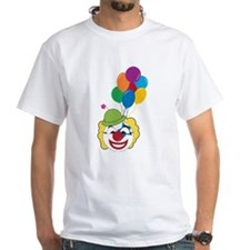 Clown With Balloons Shirt