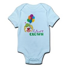 Future Clown Infant Bodysuit