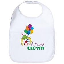 Future Clown Bib