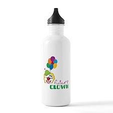 Future Clown Water Bottle