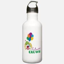 Future Clown Water Bottle
