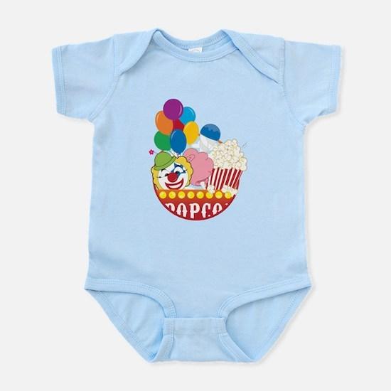 Carnival Logo Infant Bodysuit