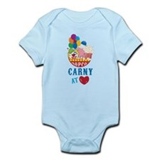 Carny At Heart Infant Bodysuit