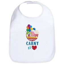 Carny At Heart Bib