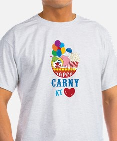 Carny At Heart T-Shirt