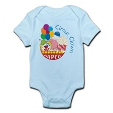 Circus Clown Infant Bodysuit