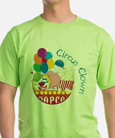 Circus Clown T-Shirt