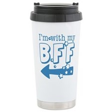 with-my-bff-left.png Travel Mug